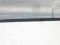 Иваньковское водохранилище зимой