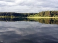 Белое озеро на Хачине