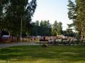 Стадион - место проведения дня поселка на Городомле 2018