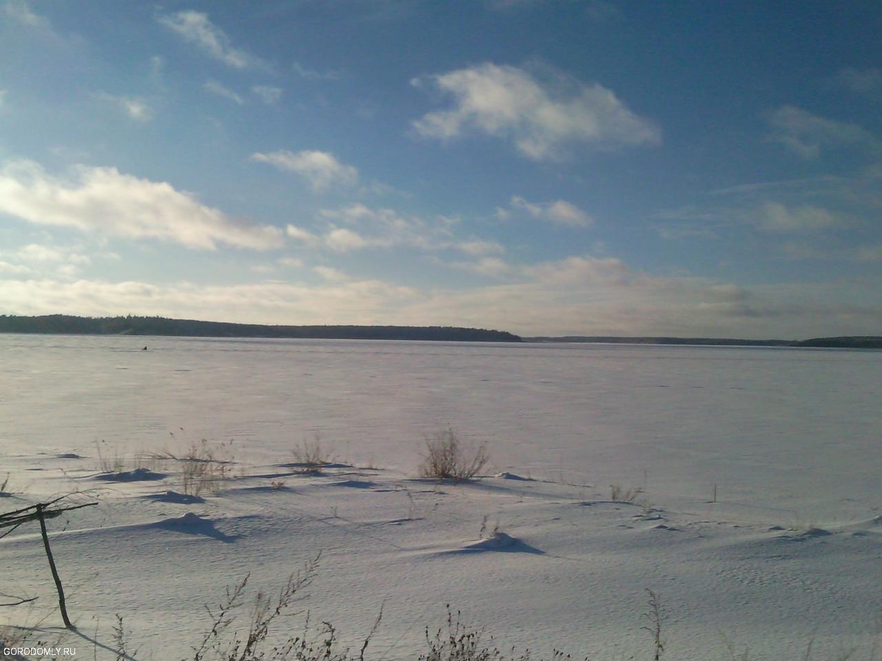 Зимний Селигер