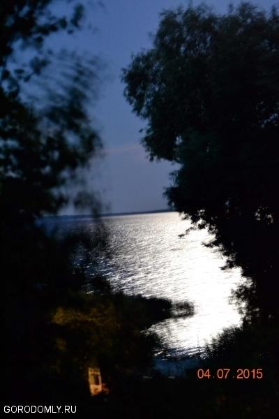 Ночной Селигер