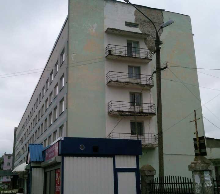 Гостиница Селигер