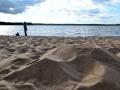 Пляж на западной