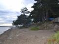 Стоянка на берегу Селигера