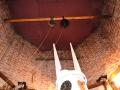 Экспонаты музея, выставленые в колокольне Троицкого собора