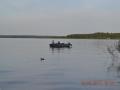 Вечерняя рыбалка на Селигере.