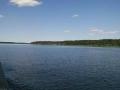 Южный берег острова Городомля.