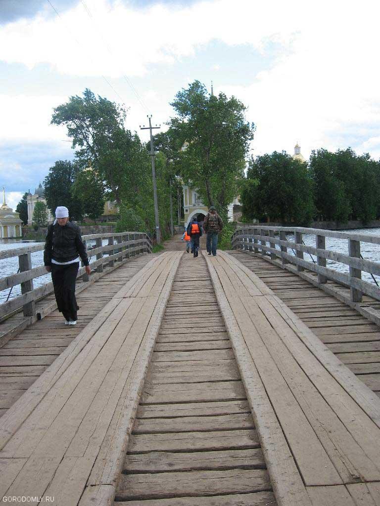 Мост на Нилову пустынь