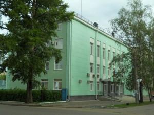 Здание осташковского суда