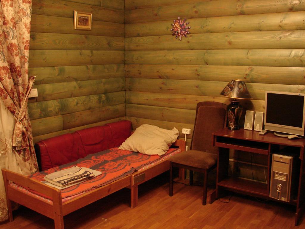Дом на Чкалова 18