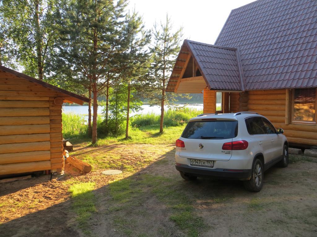 Гостевой дом на берегу Селигера