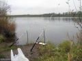 Осенняя рыбалка на Волге