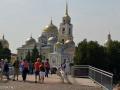 Новый мост на остров Стобный