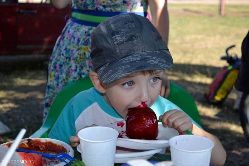 Сладости - праздник для детей