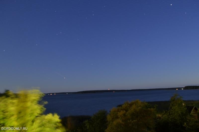 Звездная ночь на Селигере