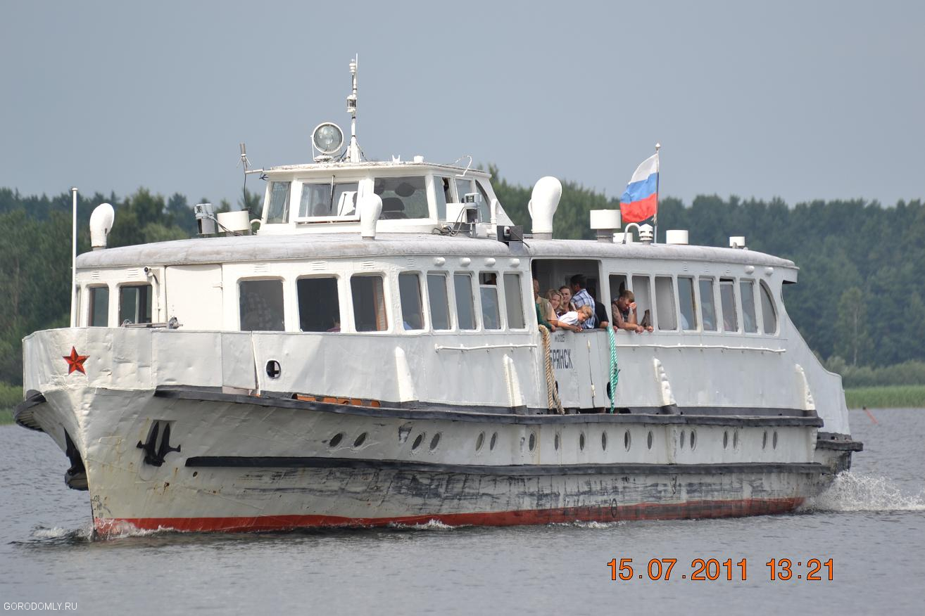 "Теплоход ""Брянск"""