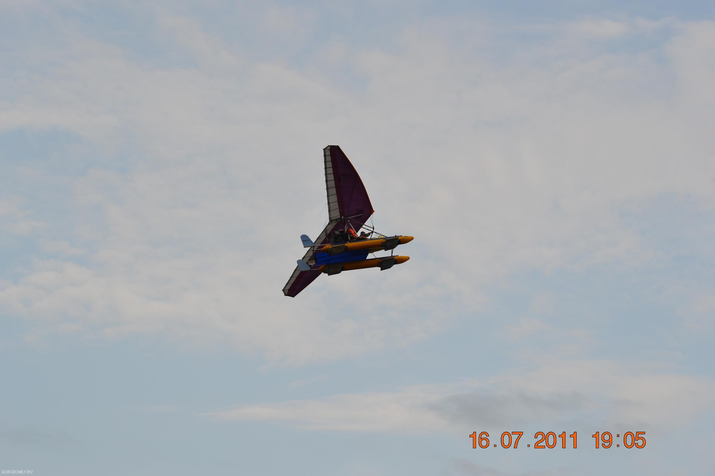 Полёт над Селигером