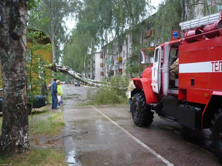 Ураган на Городомле