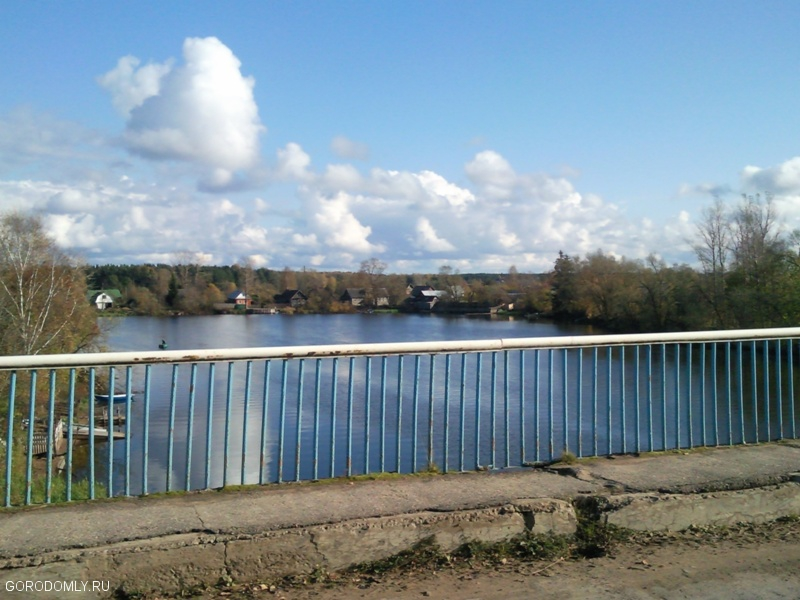 Волга в Пено
