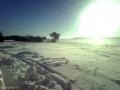 Январский морозный день на Селигере
