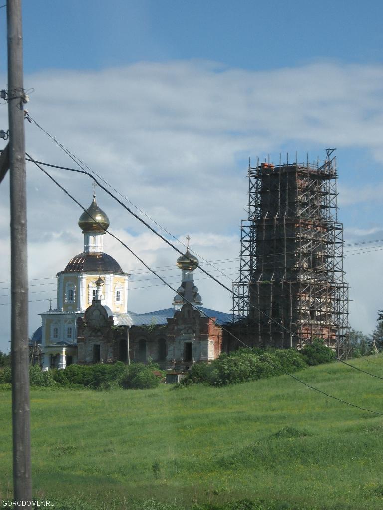 Экскурсия по Селигеру. Тверской сбербанк. Оковецкий святой источник.