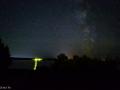 Млечный путь над Селигером